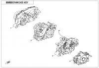 Motor - Gladiator X850 Euro4 (2017)