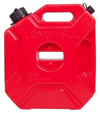 SHARK plastový kanister na benzín, 5L, 29 x 25 x 12 cm
