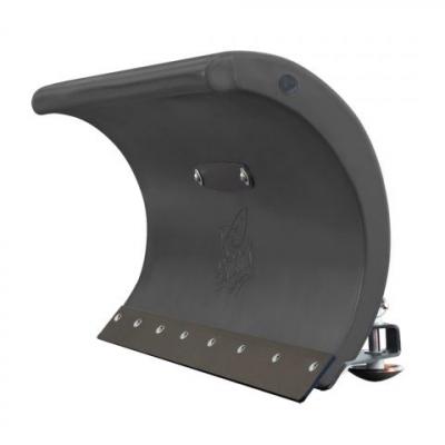 SHARK snehová radlica 152 cm, čierna, bez univerzálneho adaptéra
