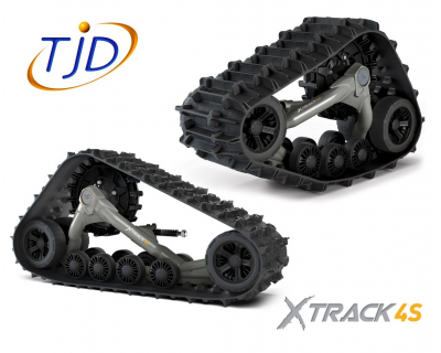 TJD XTRACK 4S TRACK MY2017 (incl. adapters)