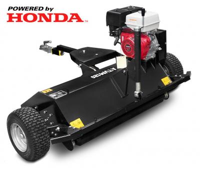 SHARK ATV mulčovač s Honda motorom GX 390, čierna farba