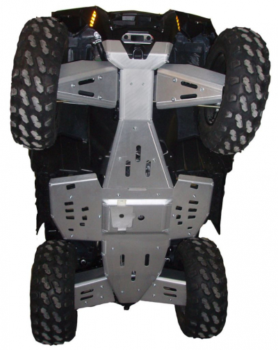 Polaris Sportsman XP 1000 2015- Complete Skidplate Set