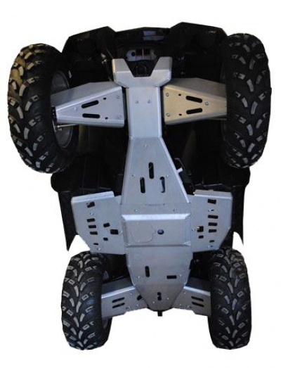 Polaris Sportsman 550/850 XP 2013-2016, Complete Skid Plate