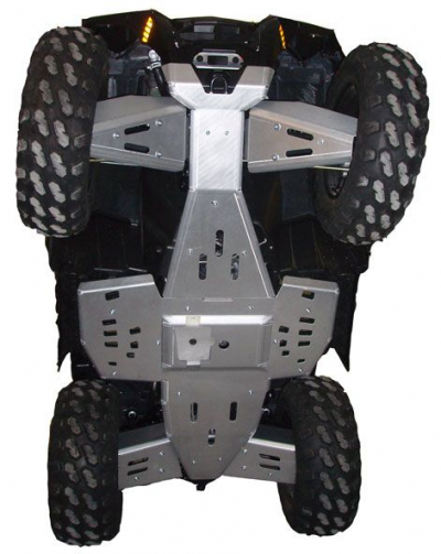 Sportsman 550/850 XP Touring 2013-2015, Complete Skid Plate