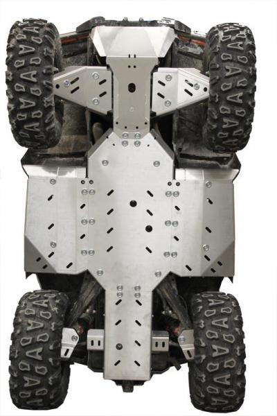 X850 / X1000 (aluminium) full set