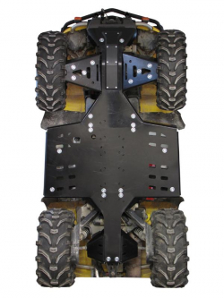 CAN-AM G1 Outlander MAX (plastic)