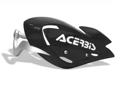 ACERBIS Kryt rúk s výztuhou ATV - čierny