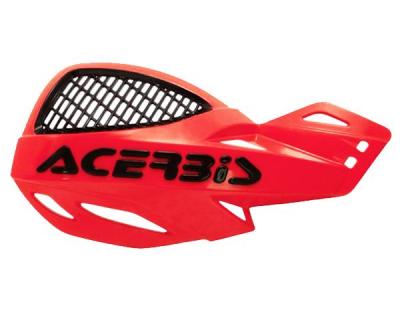ACERBIS Kryt rúk - červený
