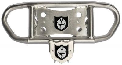 Pro MX Bumper-Brushed Alu CanAm DS 450