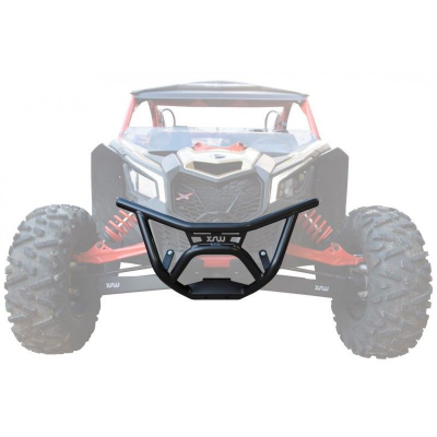 FRONT BUMPER BLACK BR14 - Can Am Maverick X3 XRS