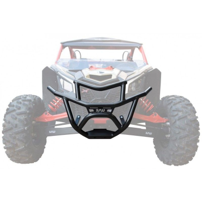 FRONT BUMPER BLACK BR13 - Can Am Maverick X3 XRS