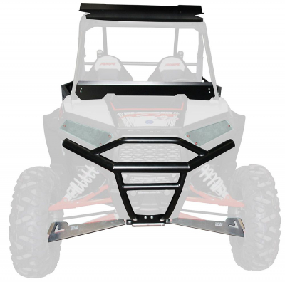 FRONT BUMPER PX13 BLACK - POLARIS RZR 1000 XP