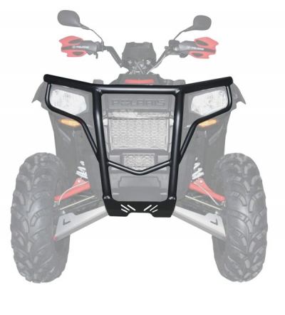 FRONT BUMPER BLACK - POLARIS SCRAMBLER XP 850/1000