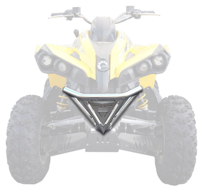 FRONT BUMPER X10 POLISH - CAN-AM RENEGADE 500/800