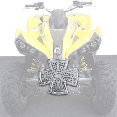 FRONT BUMPER X7 POLISH - CAN-AM RENEGADE 500/800