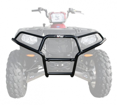 FRONT BUMPER POLARIS SPORTSMAN 550XP/850XP/ 1000XP BLACK