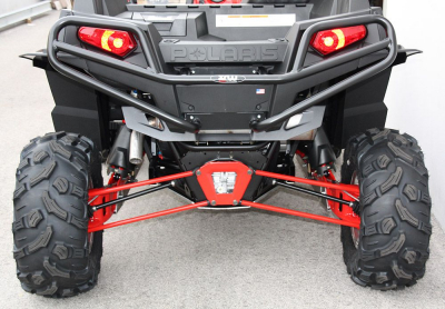 REAR BUMPER BLACK PX4 - POLARIS RZR 900 XP