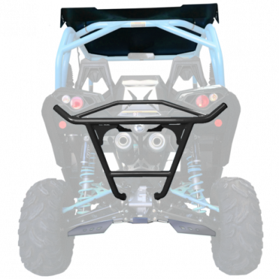 BACK BUMPER BR11 BLACK - MAVERICK XDS / XRS TURBO