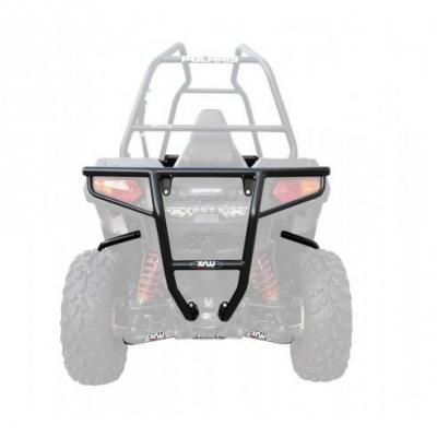 BACK BUMPER PX15 BLACK  - Polaris ACE 570 SP
