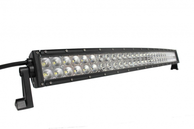 SHARK LED Light Bar, Curved, 30