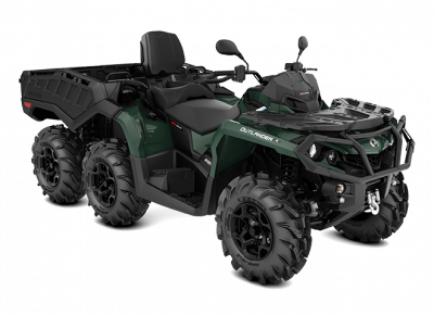 Štvorkolka Can-am OUTLANDER MAX 6x6 650 XU+ 2021