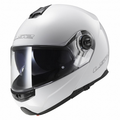 LS2 FF325 STROBE SOLID white