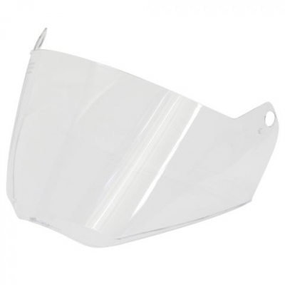 LS2 VISOR MX436 CLEAR (PIONEER) WITH PINLOCK PIN