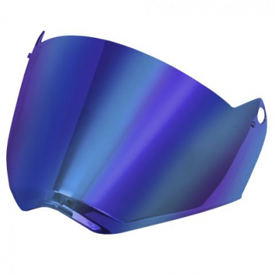 LS2 VISOR MX436 IRIDIUM BLUE (PIONEER)