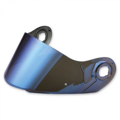 LS2 VISOR FF386 / FF370 / FF325 IRIDIUM BLUE (RIDE,EASY, STROBE)