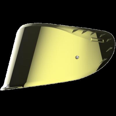 LS2 VISOR FF327 IRIDIUM GOLD