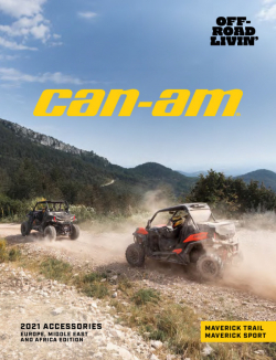 Can-Am Maverick Trail a Sport 2021
