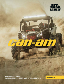 Can-Am Maverick 2021