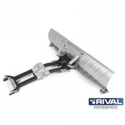 Oceľová radlica Rival Supreme 180 cm s rýchloupínacím systémom