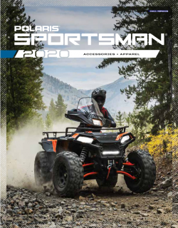 Polaris ATV 2020